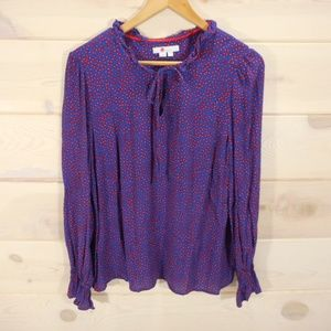 Boden Women's Peasant Boho Style Blouse